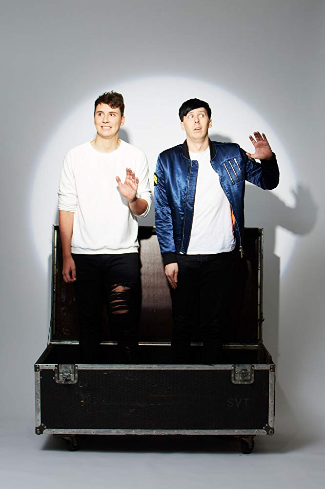 Dan And Phil Interactive Introverts Photoshoot , HD Wallpaper & Backgrounds