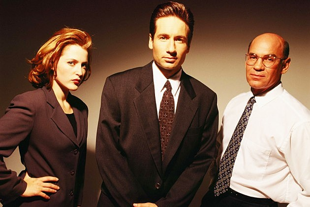 X Files Dana Scully Pregnant , HD Wallpaper & Backgrounds