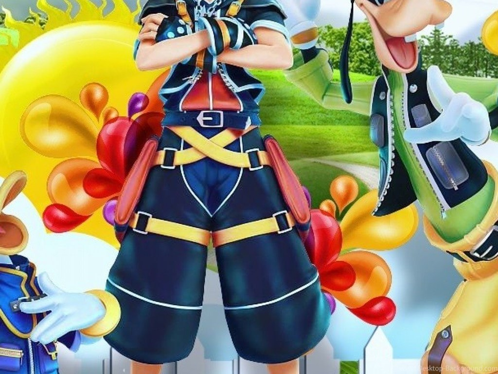 Kingdom Hearts Valentine's Day , HD Wallpaper & Backgrounds