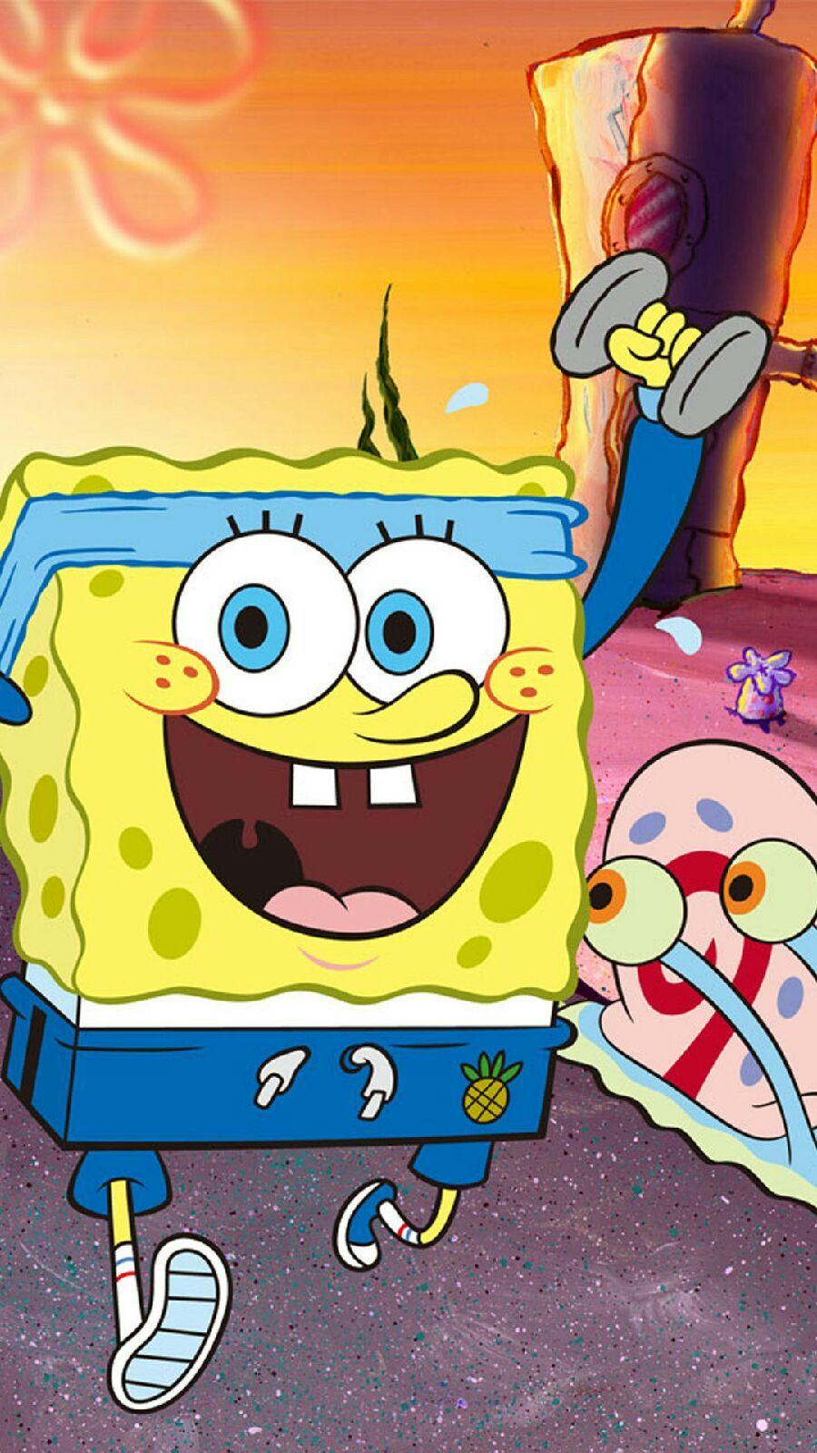 Spongebob Wallpaper For Samsung J2 2354337 Hd Wallpaper Backgrounds Download