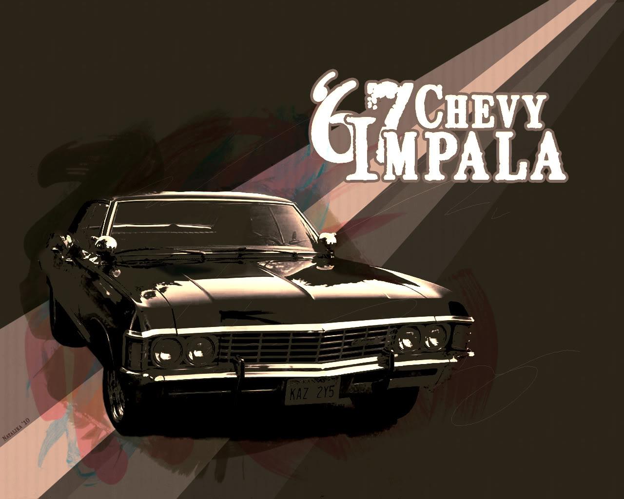 Supernatural Impala 2355718 Hd Wallpaper Backgrounds Download