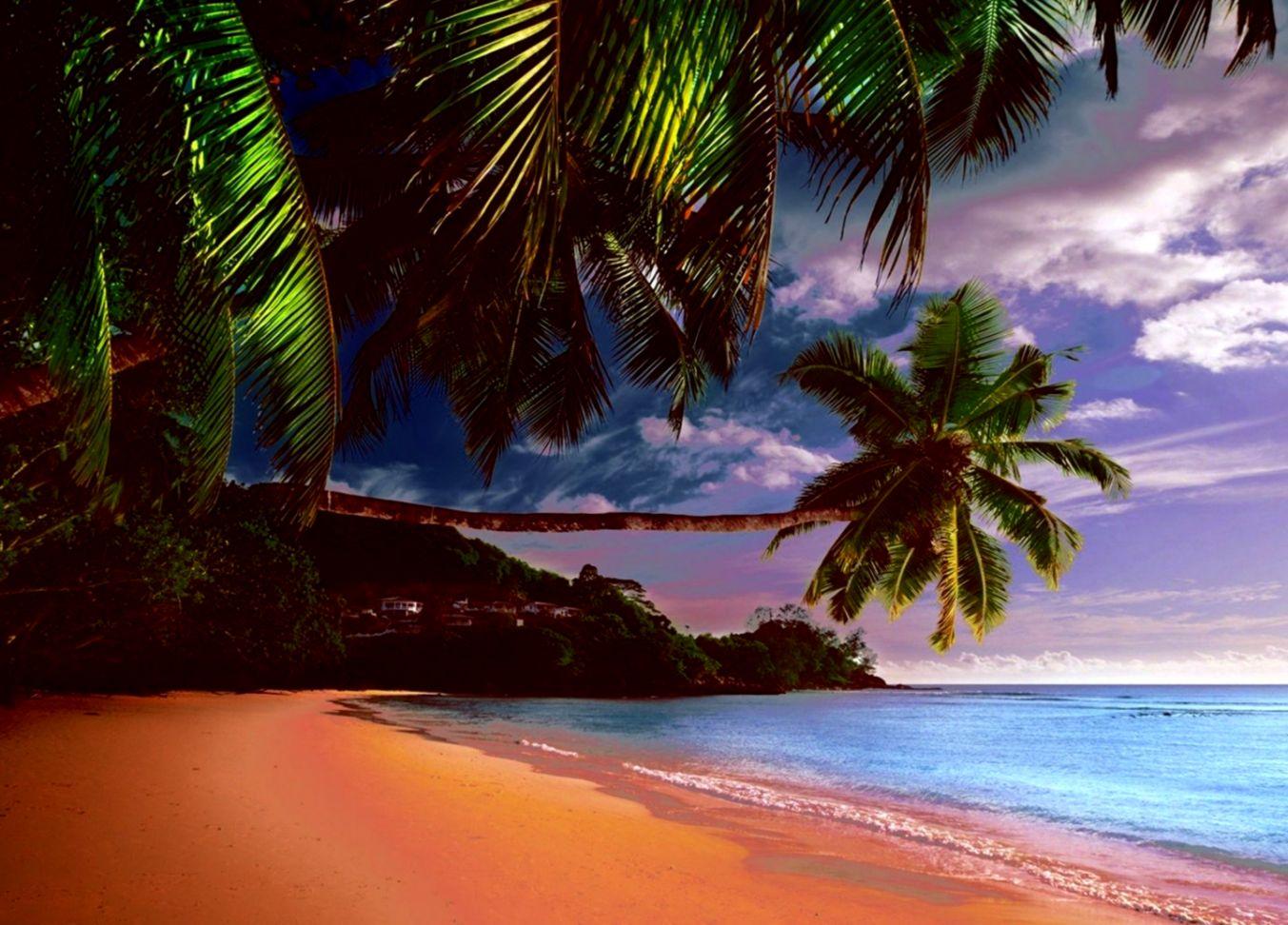 Beach 4k , HD Wallpaper & Backgrounds