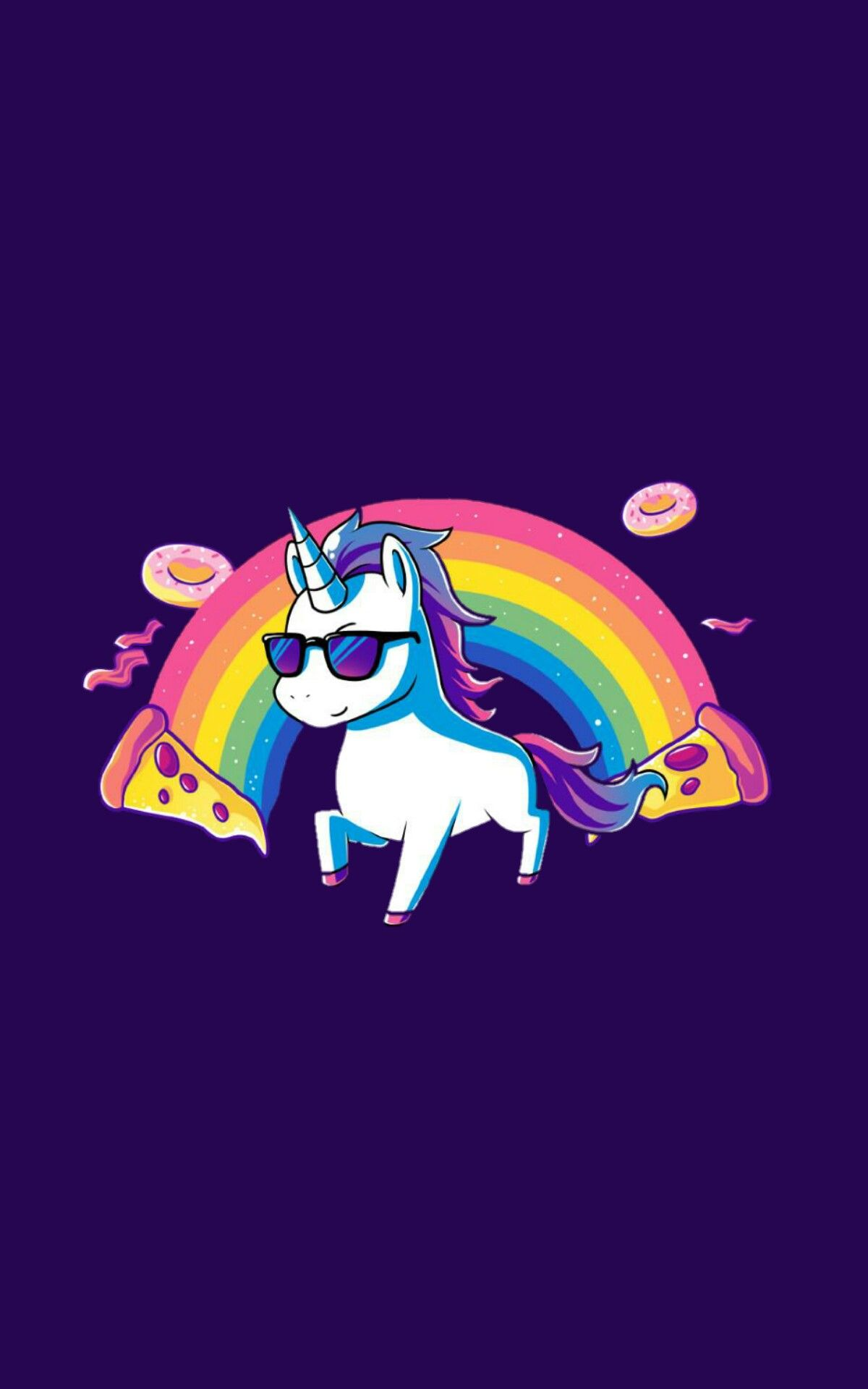 Unicornio Papel De Parede Para Pc , HD Wallpaper & Backgrounds