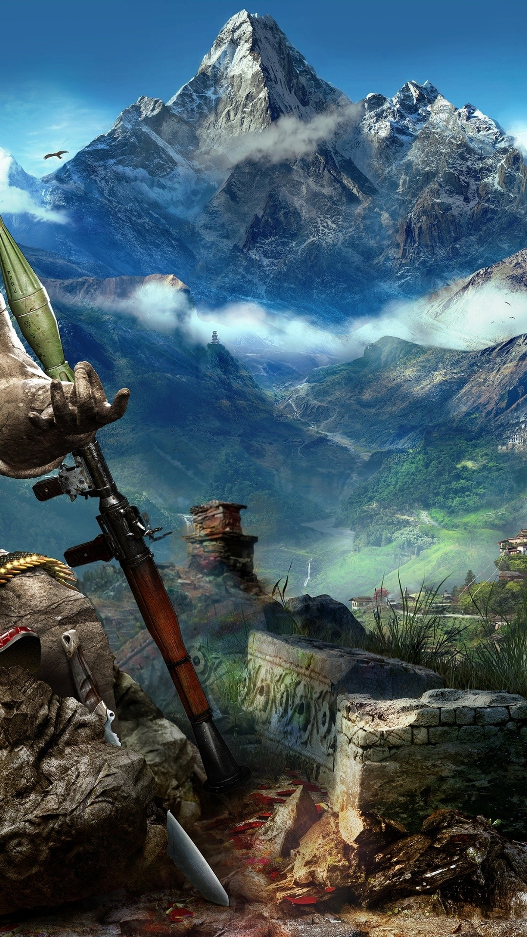 Far Cry 4 2367245 Hd Wallpaper Backgrounds Download