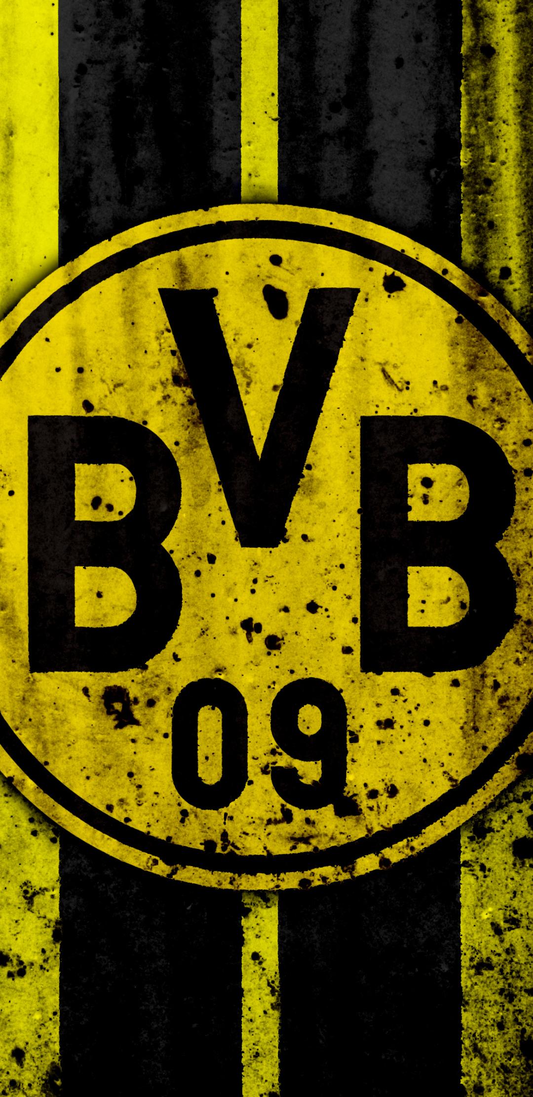Borussia Dortmund Logo 2369658 Hd Wallpaper Backgrounds Download
