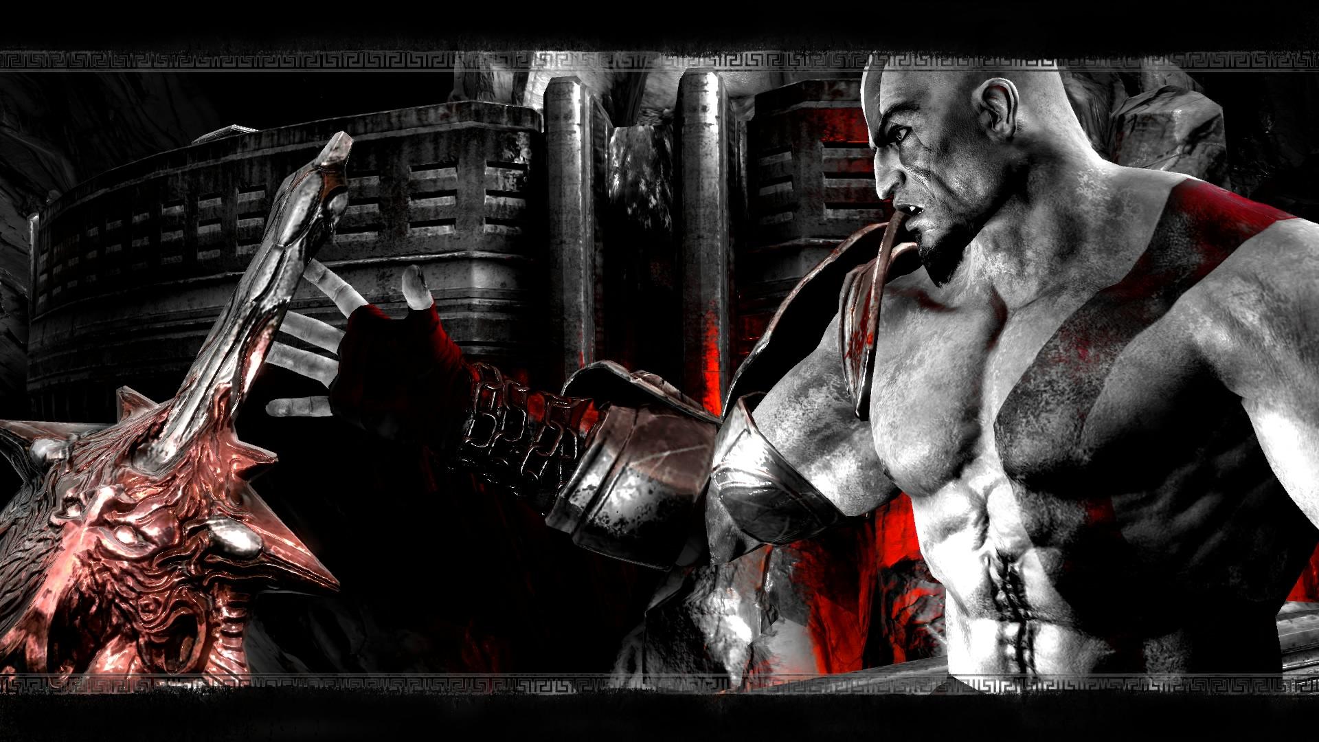God Of War 3 2370653 Hd Wallpaper Backgrounds Download