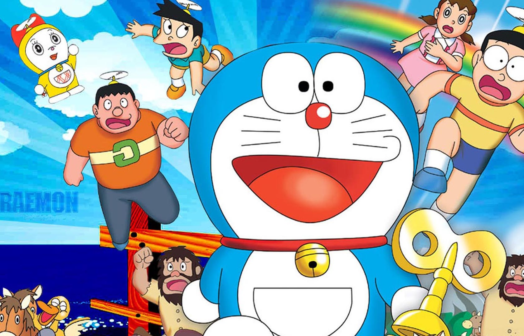 Video Doraemon HD Wallpaper & Backgrounds Download