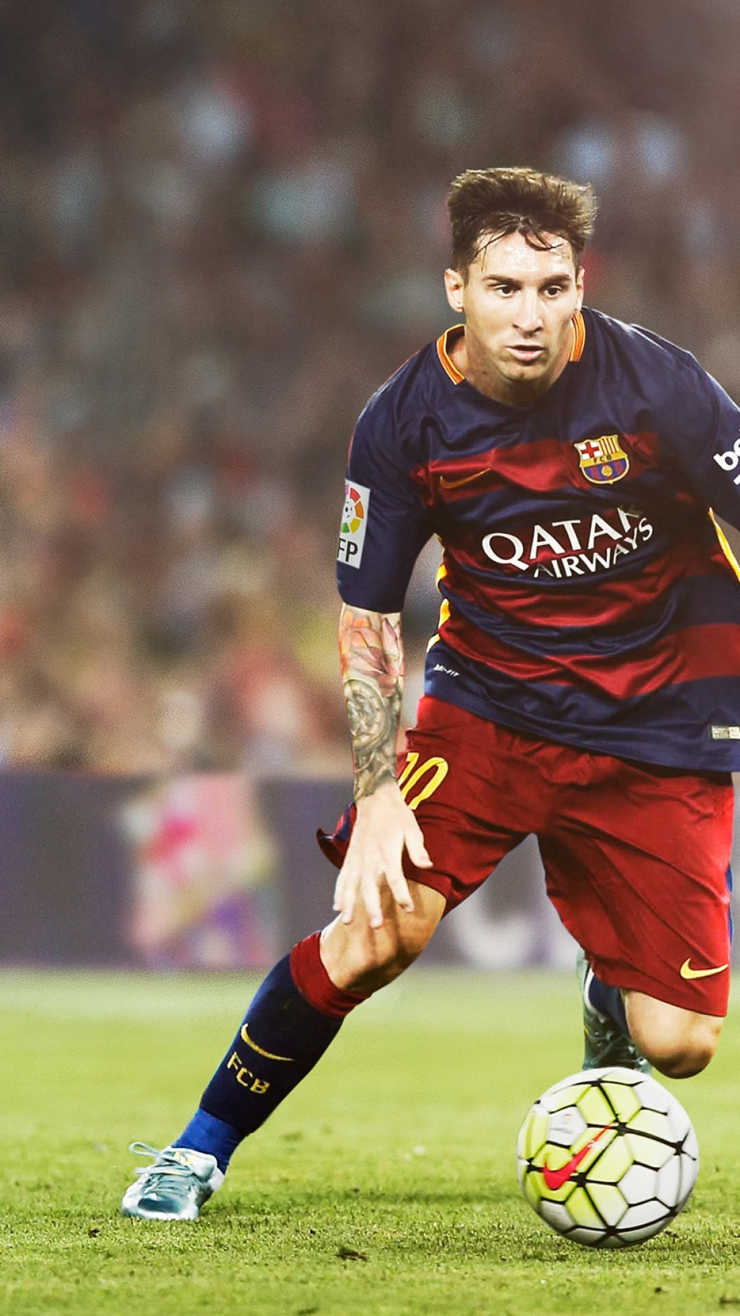 Lionel Messi Iphone 6 , HD Wallpaper & Backgrounds