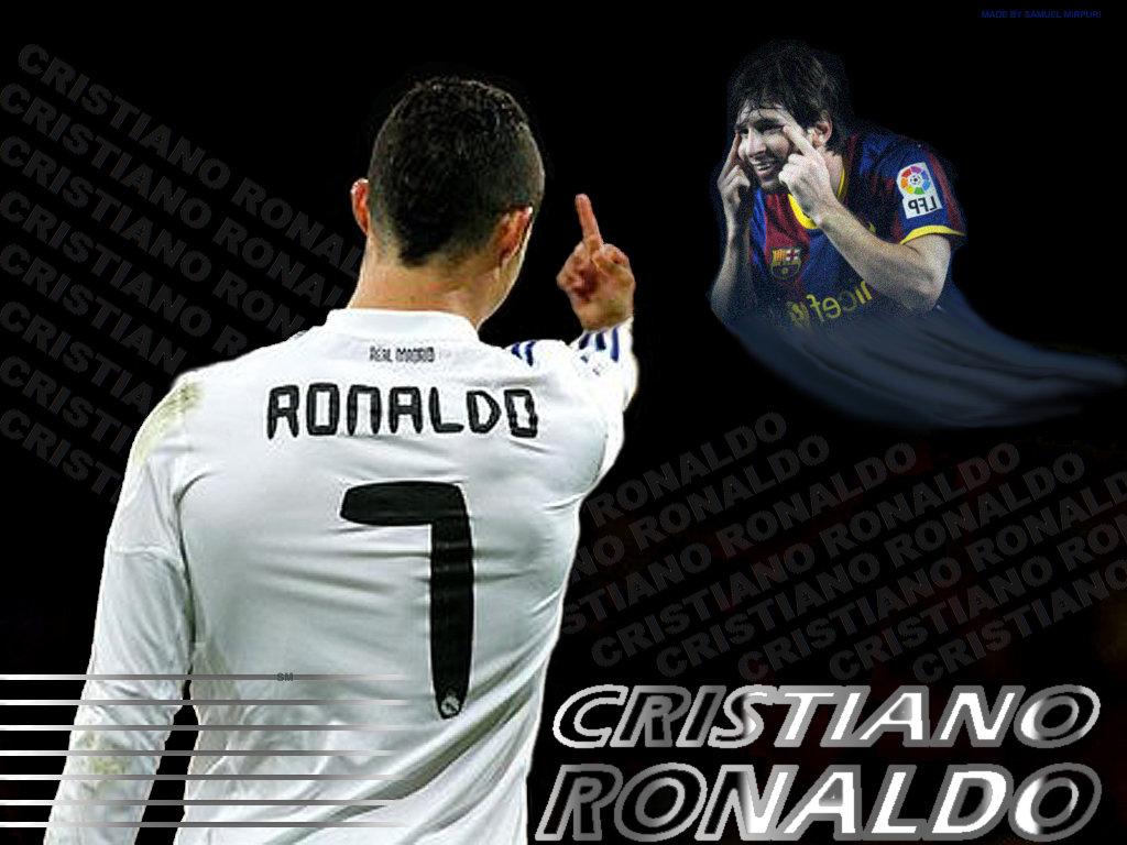 Cristiano Ronaldo Real Madrid 2011 , HD Wallpaper & Backgrounds