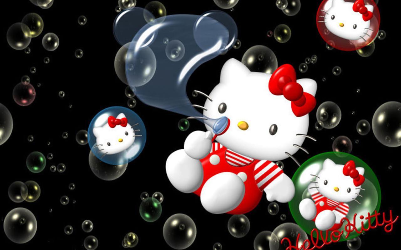 Hello Kitty Desktop HD Wallpaper & Backgrounds