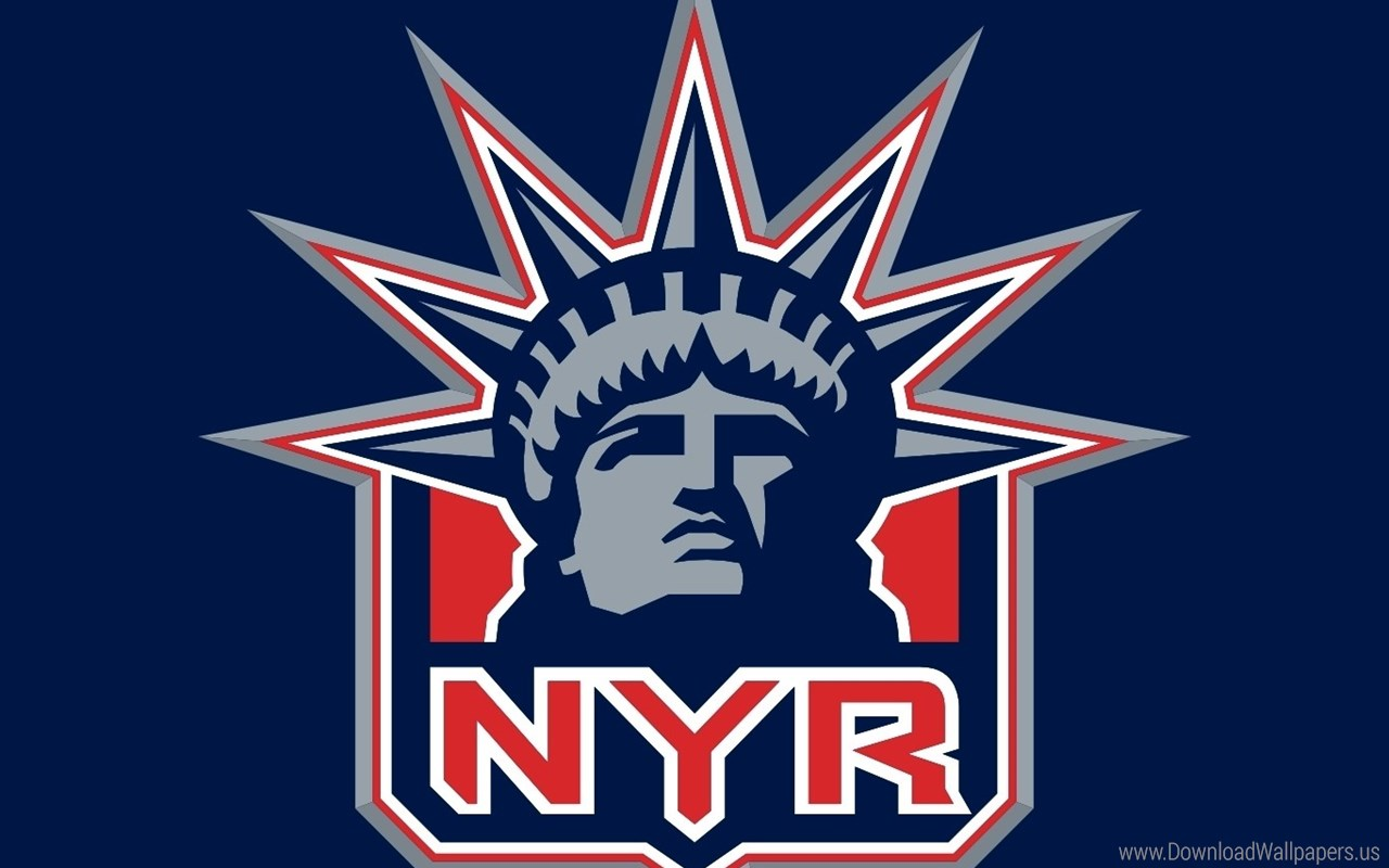 New York Rangers Logo Liberty , HD Wallpaper & Backgrounds