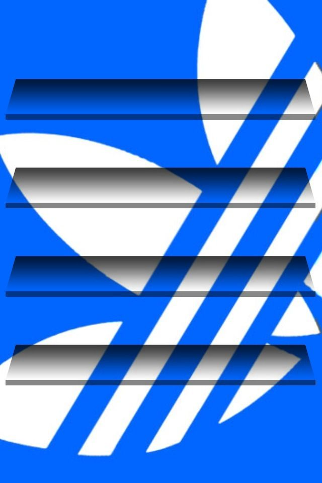 Blue Adidas Wallpaper Iphone , HD Wallpaper & Backgrounds
