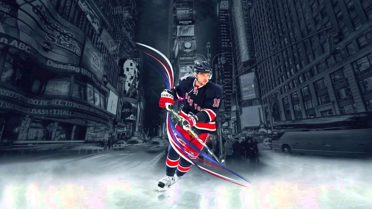 New York Rangers Player , HD Wallpaper & Backgrounds