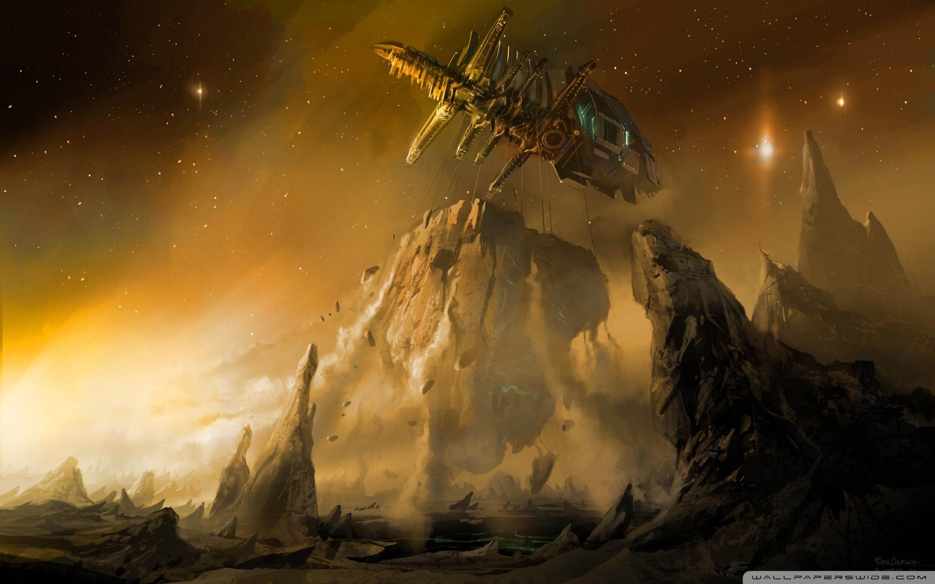 Dead Space Wallpaper Hd , HD Wallpaper & Backgrounds