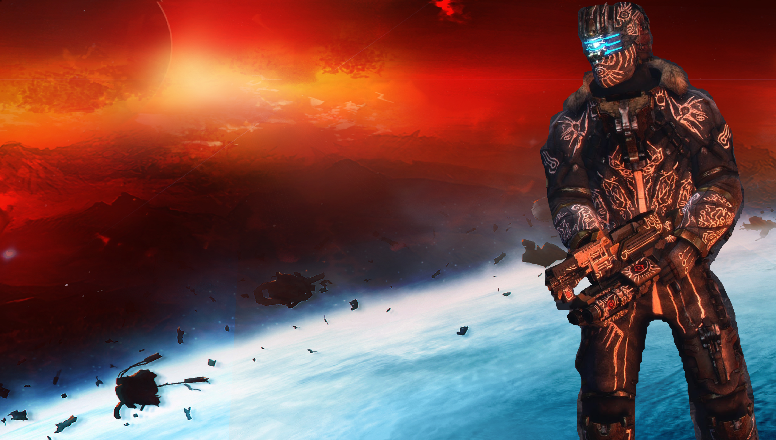 Dead Space 3 Witness The Truth , HD Wallpaper & Backgrounds