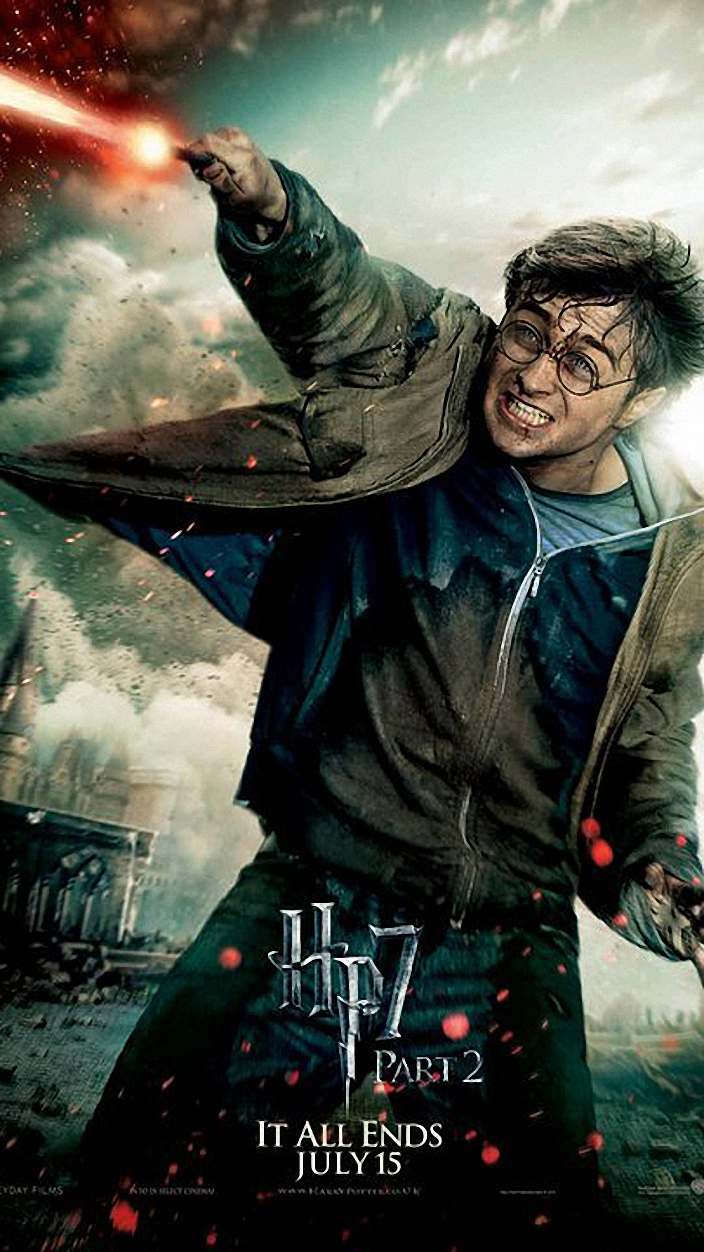 Gif Harry Potter Hd , HD Wallpaper & Backgrounds