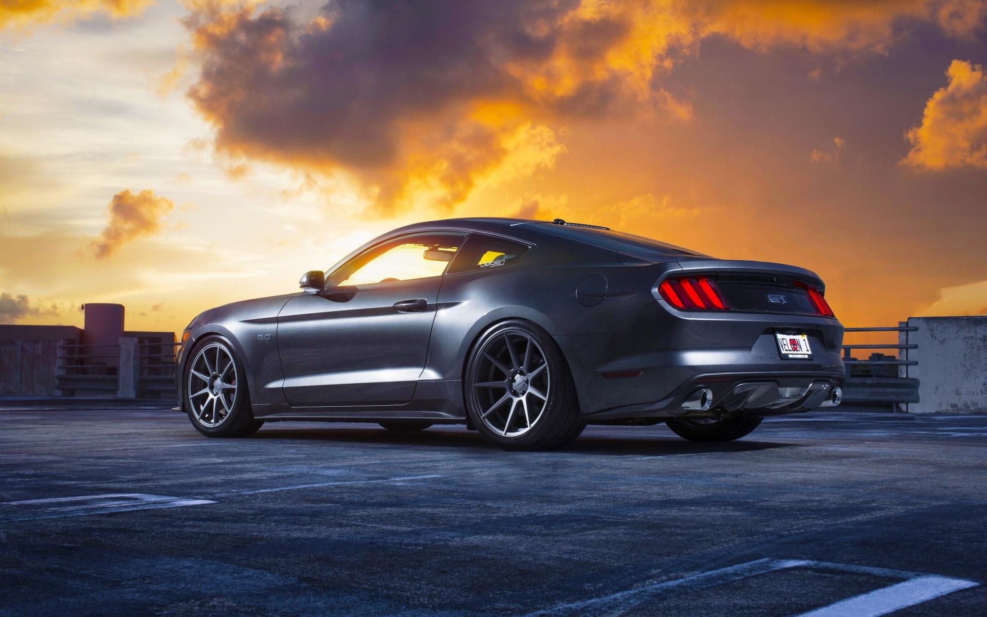 Velgen Wheels Mustang Gt 2380033 Hd Wallpaper