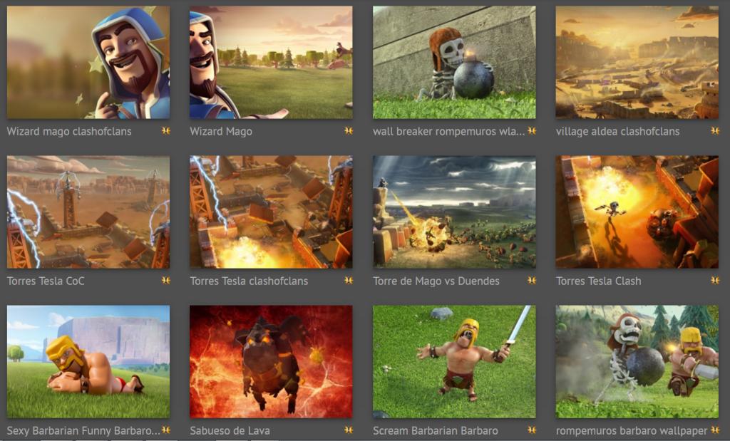 Fondos De Clash Royale Pc , HD Wallpaper & Backgrounds