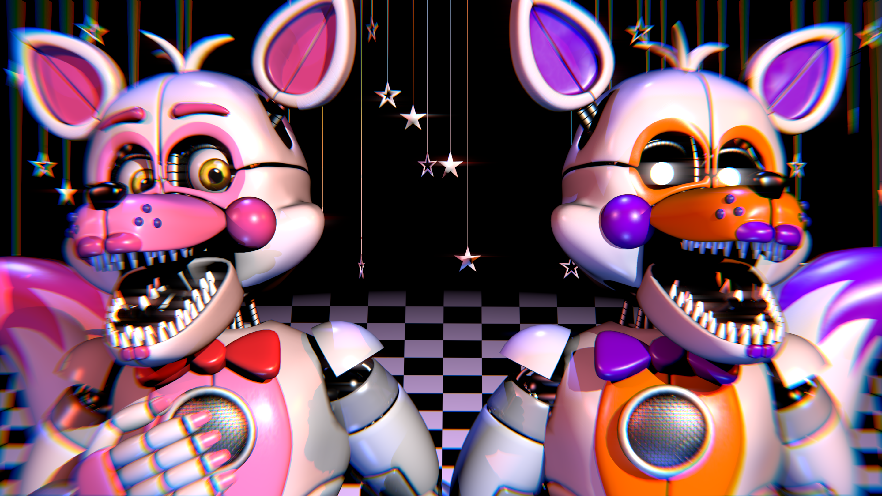 Five Nights At Freddy S Sister Location 2382981 Hd Wallpaper