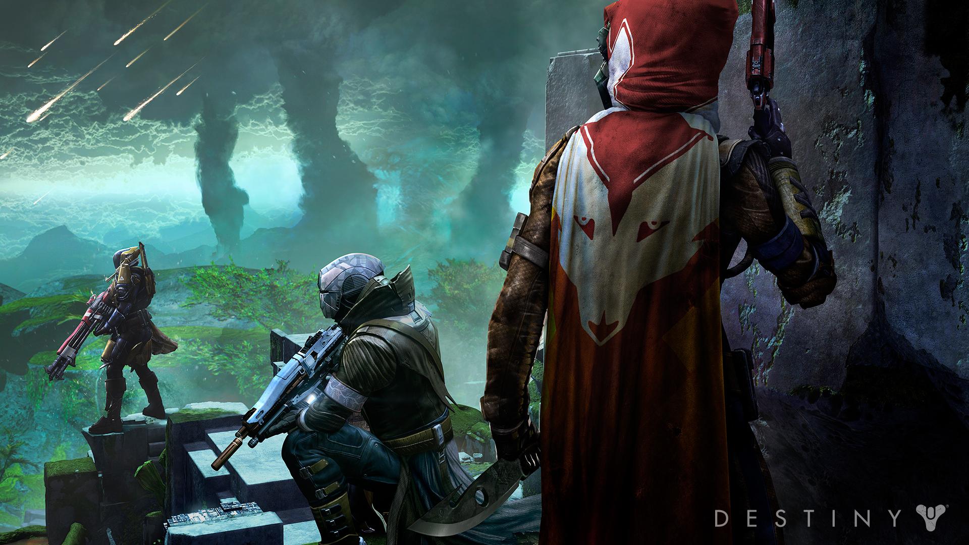 Destiny 2 Full Hd 2383411 Hd Wallpaper Backgrounds Download