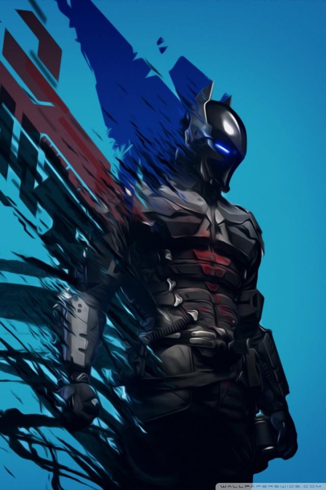 Batman Arkham Knight Wallpaper Iphone 6 , HD Wallpaper & Backgrounds