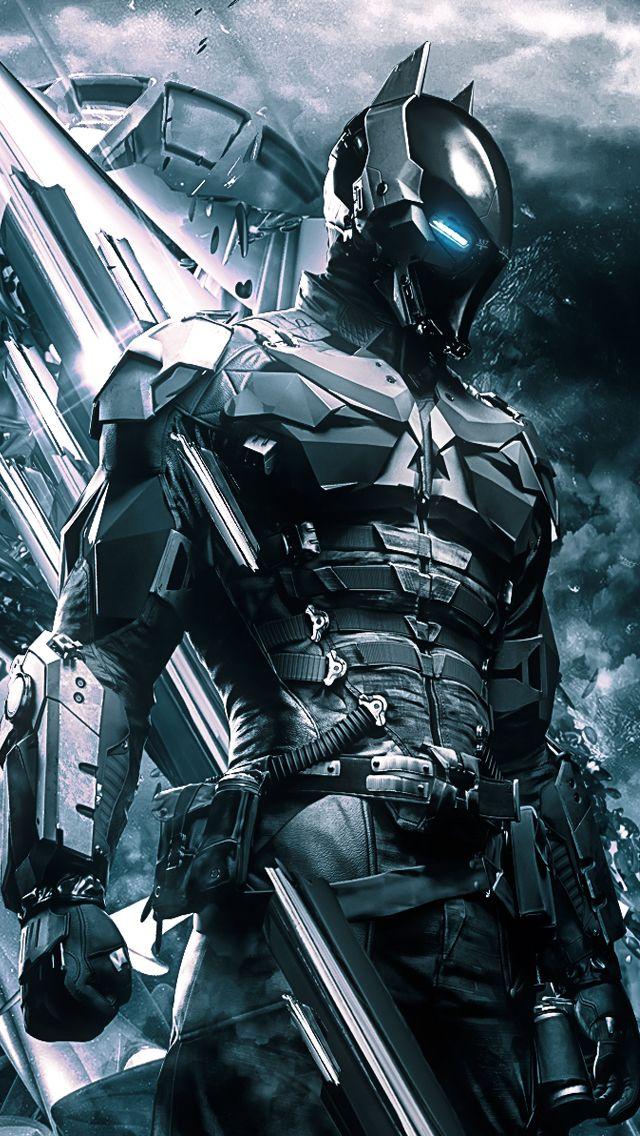 Batman Arkham Knight Armor , HD Wallpaper & Backgrounds