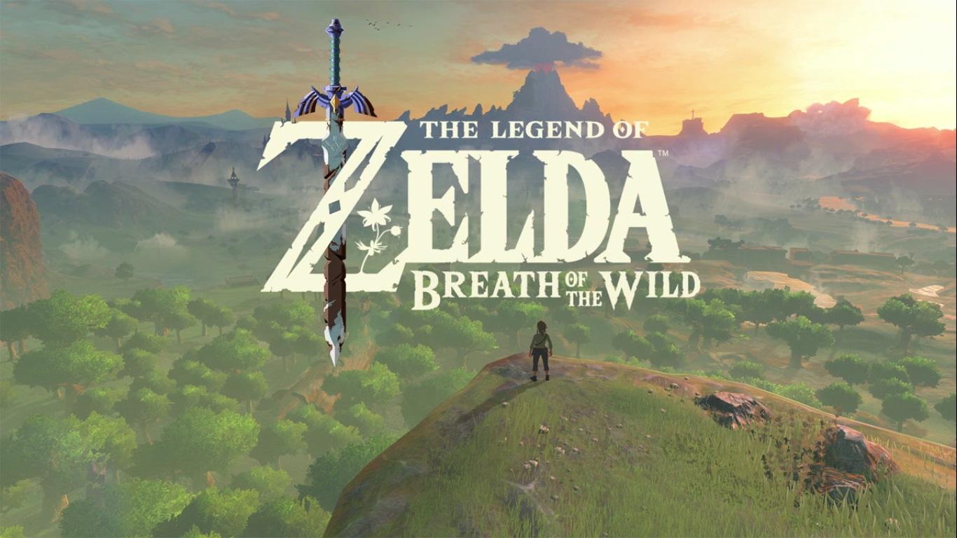 Zelda Breath Of The Wild 2389985 Hd Wallpaper Backgrounds
