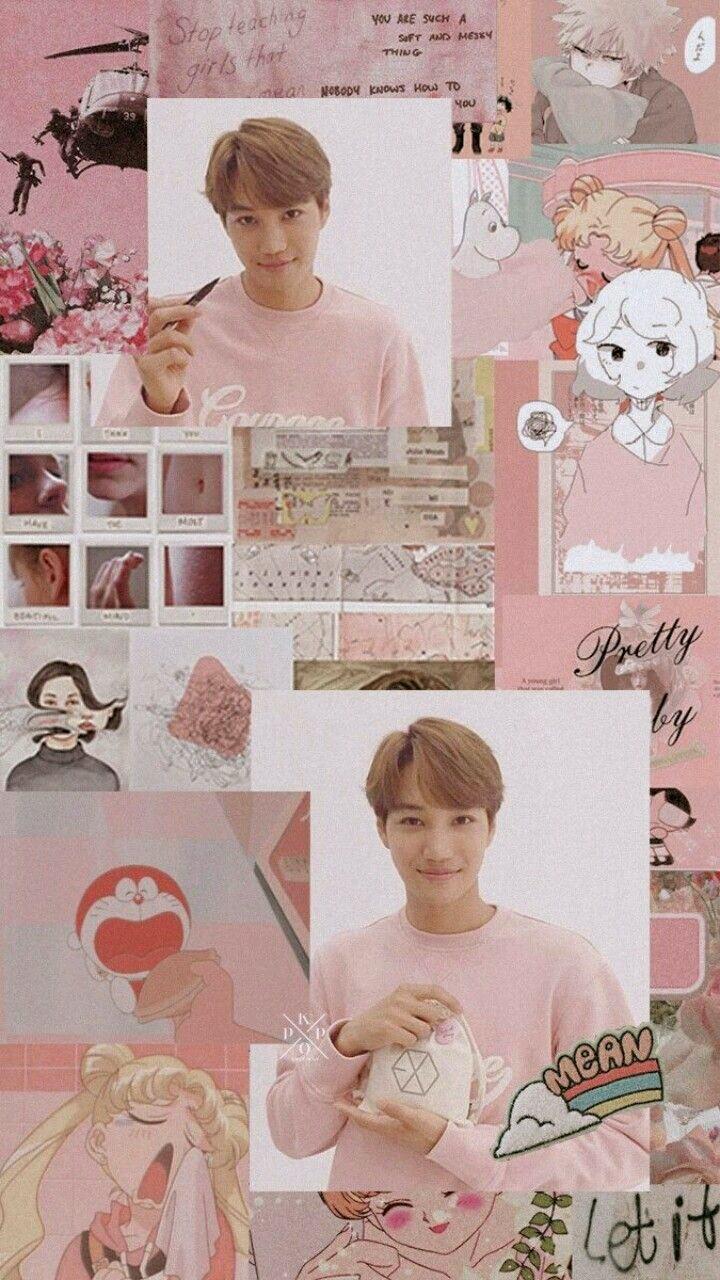 Kai Exo Wallpaper Hp , HD Wallpaper & Backgrounds