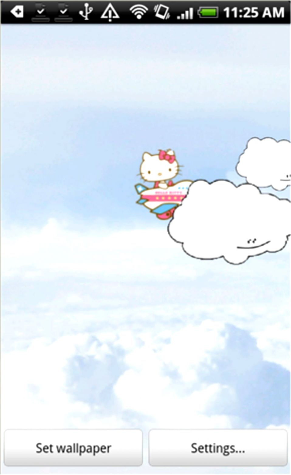 Hello Kitty Live Wallpaper Free Download 2392405 Hd Wallpaper Backgrounds Download