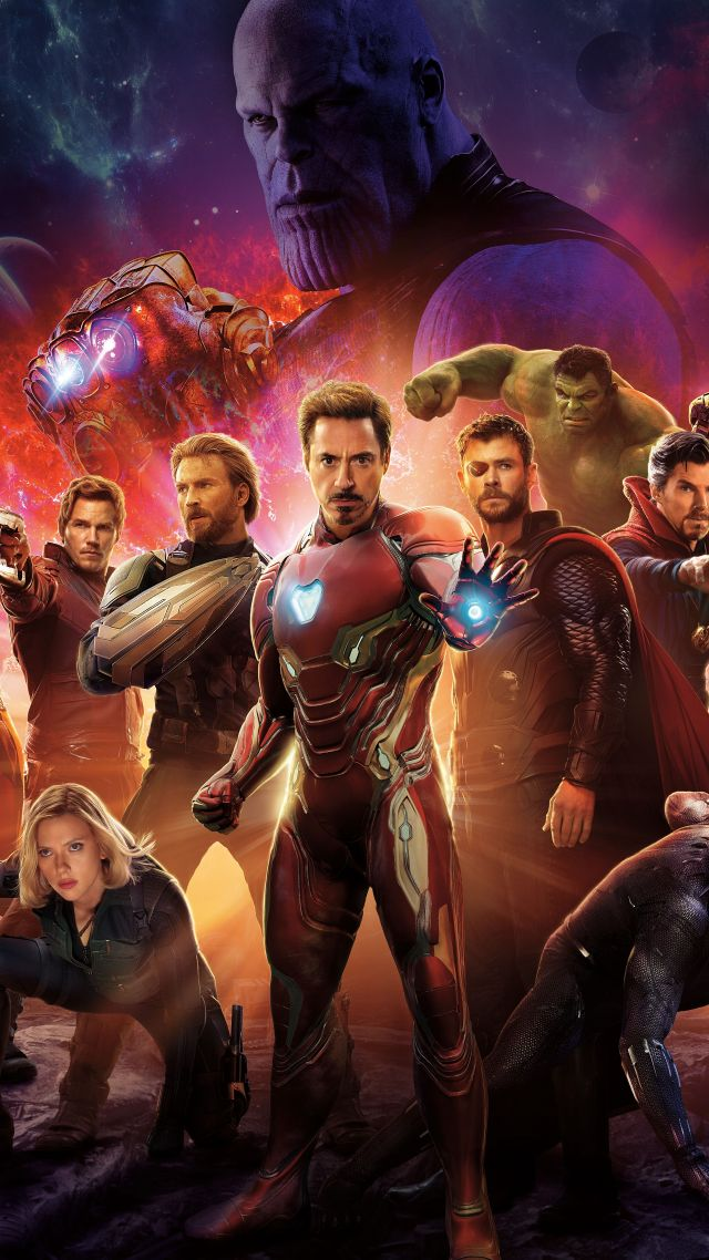 Avenger Infinity War Total Collection 2393704 Hd