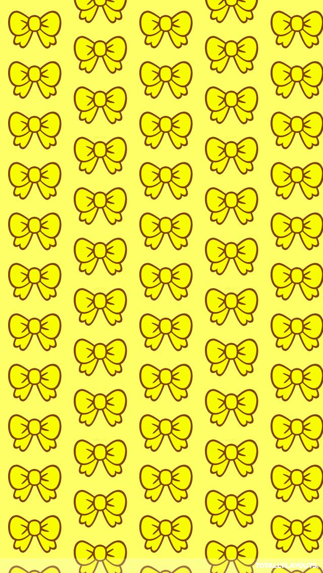 Cute Yellow Wallpaper For Iphone (2398655) , HD Wallpaper