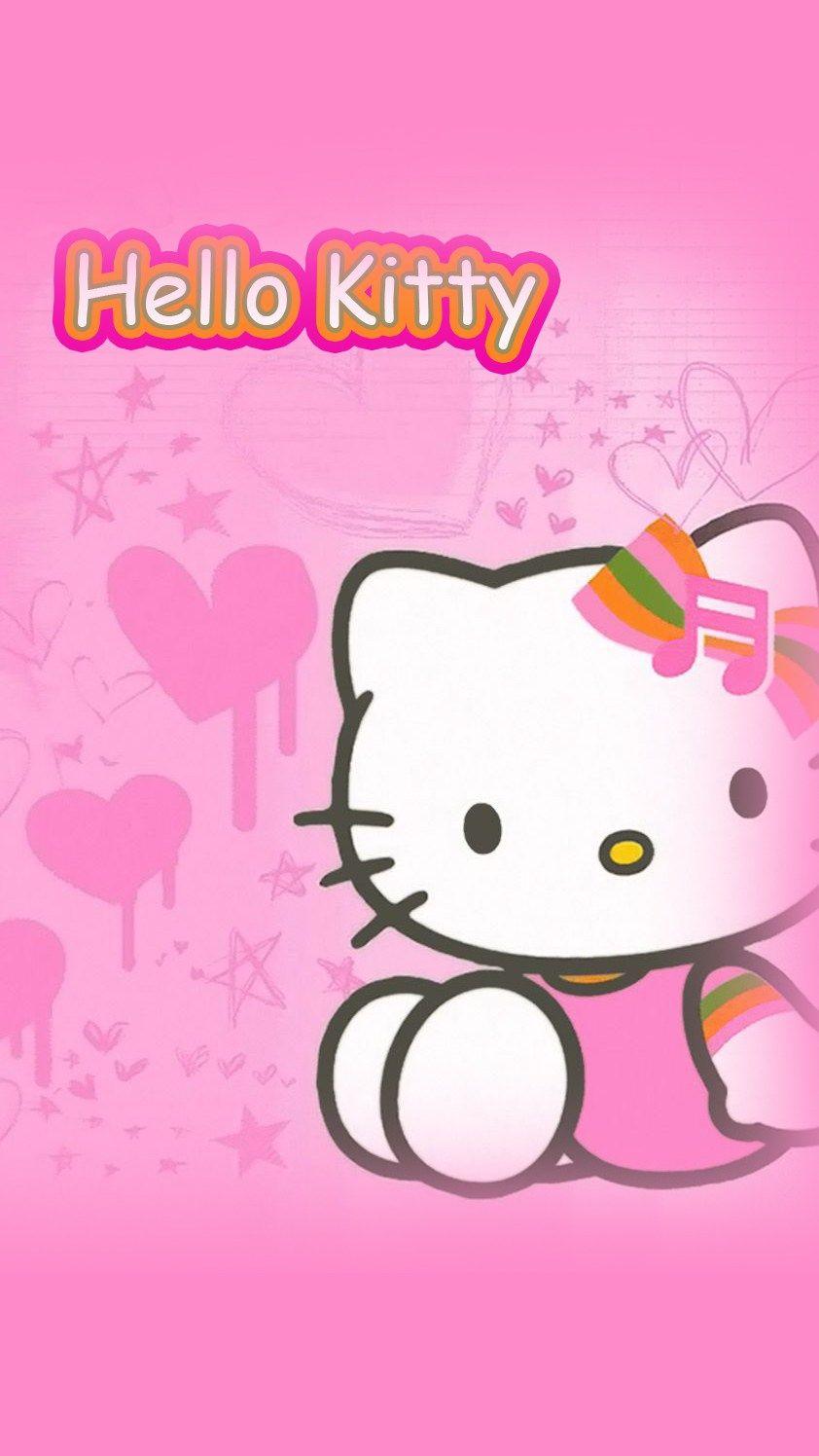 Gambar Wallpaper Hello Kitty Untuk Hp Android Gambar Hello