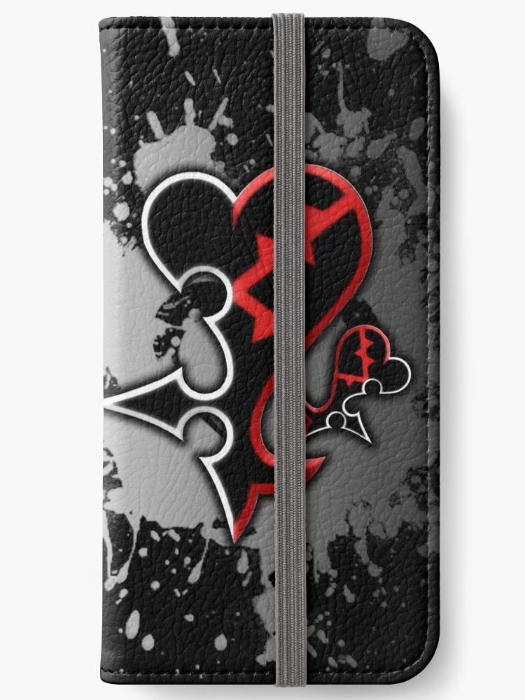 Heartless Nobody Emblem - Kingdom Hearts Heartless Nobody , HD Wallpaper & Backgrounds
