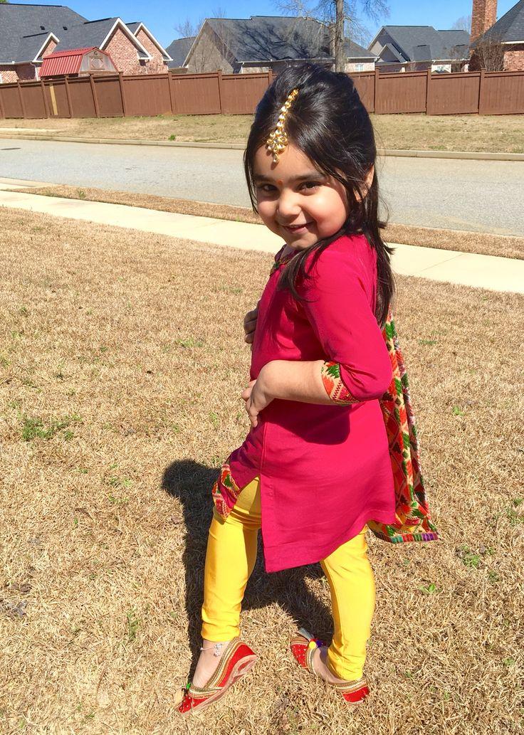 Punjabi - Punjabi Baby Girl , HD Wallpaper & Backgrounds