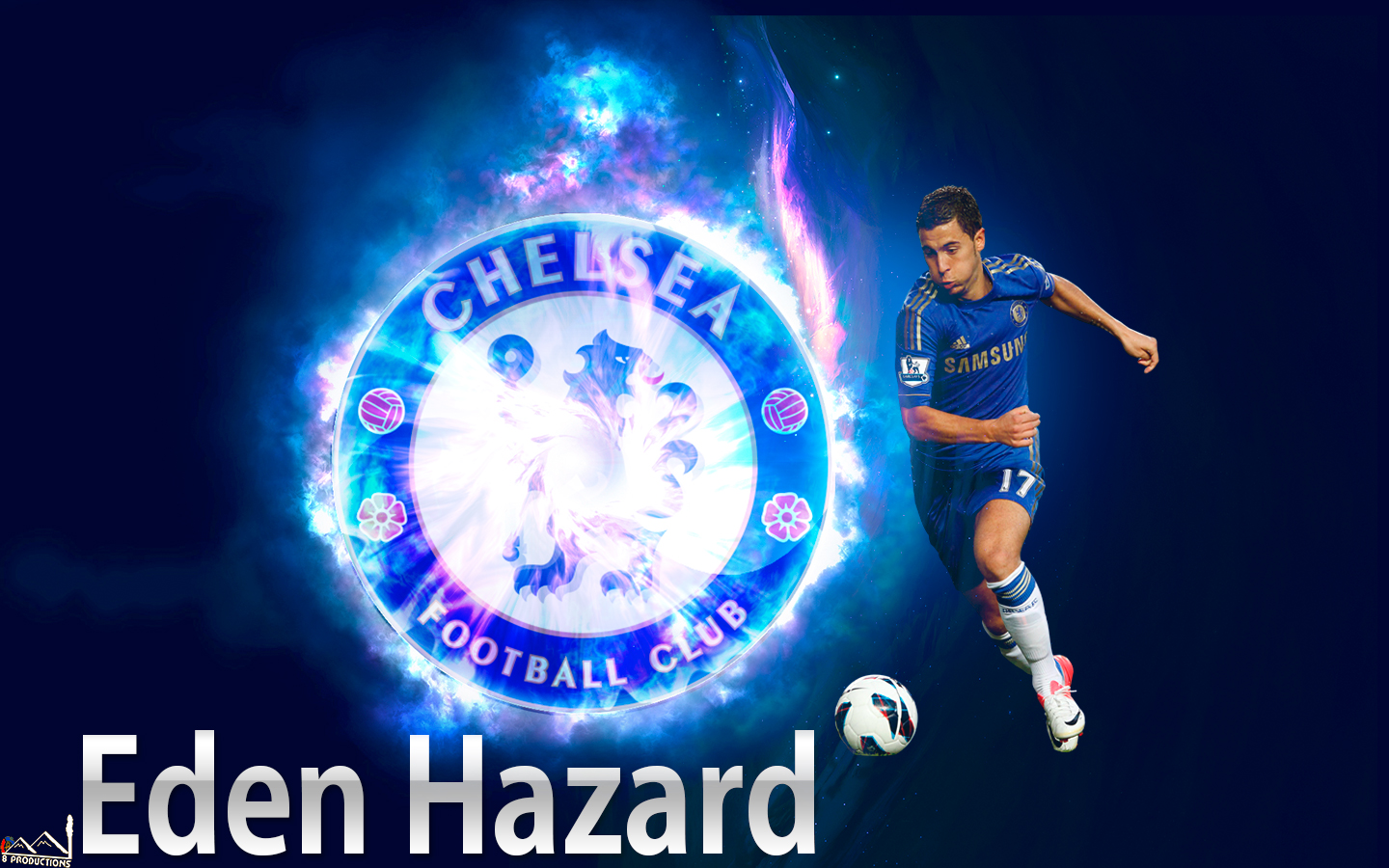 Chelsea Hazard Wallpapers Free On Wallpaper Hd 1440