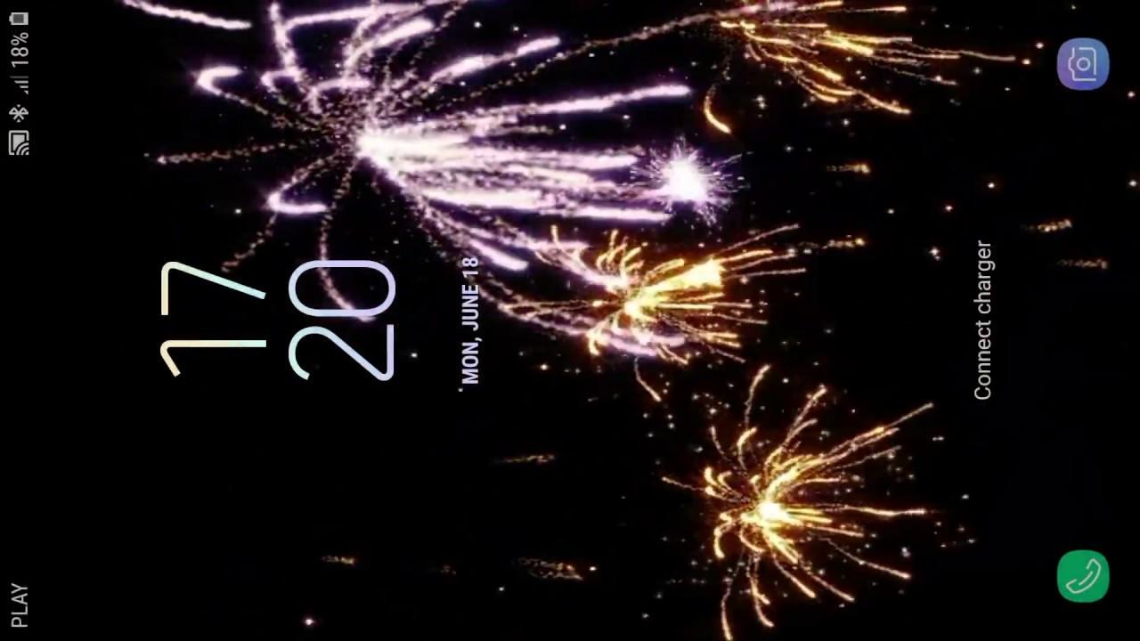 Real Fireworks Live Wallpaper - Fireworks , HD Wallpaper & Backgrounds