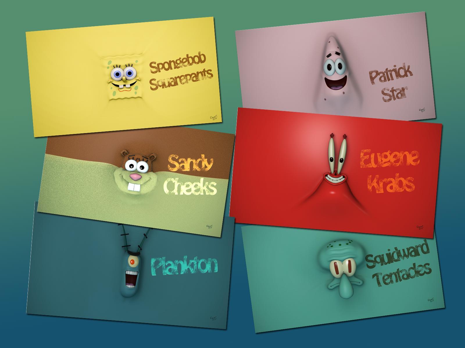 Spongebob Plankton Sea Wallpaper Desktop 242968 Hd Wallpaper Backgrounds Download