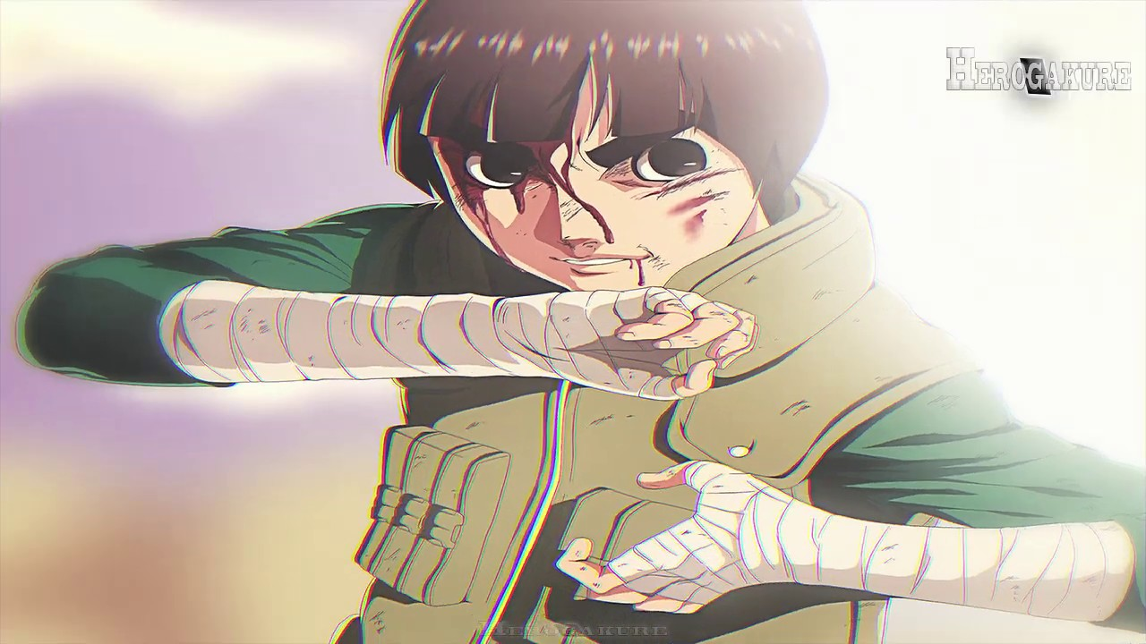 Top Naruto Shippuden Rock Lee HD Wallpaper