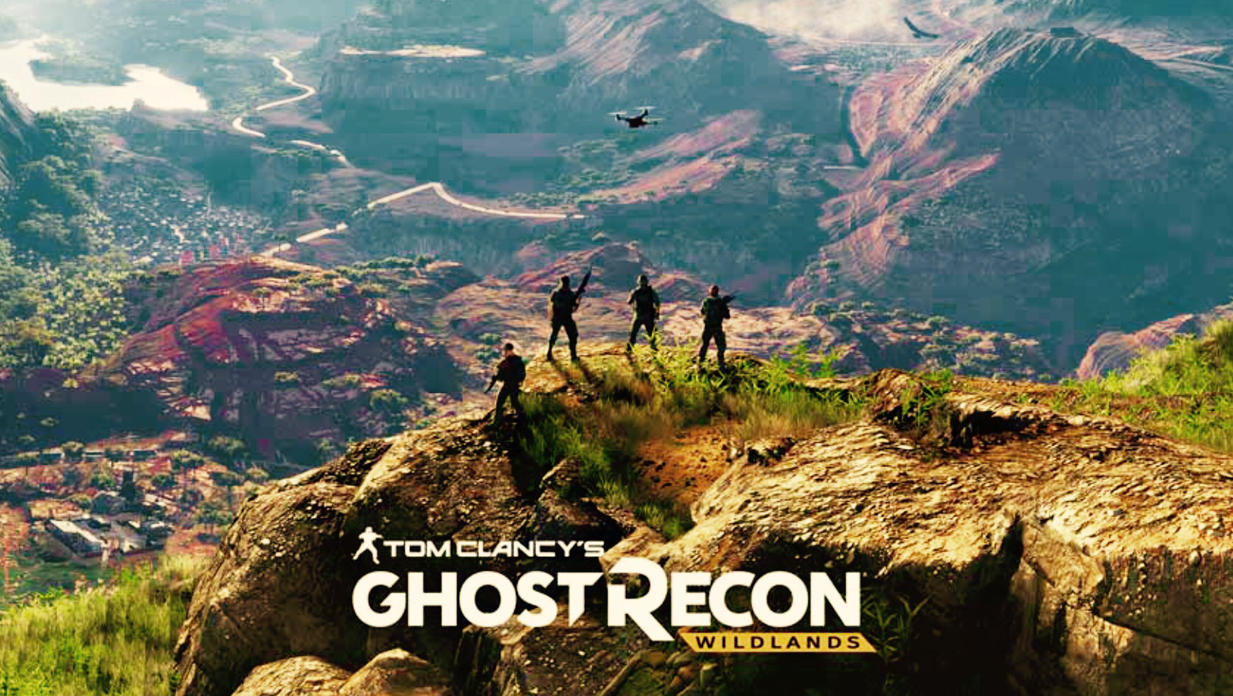 Tom Clancy S Ghost Recon Map 243970 Hd Wallpaper