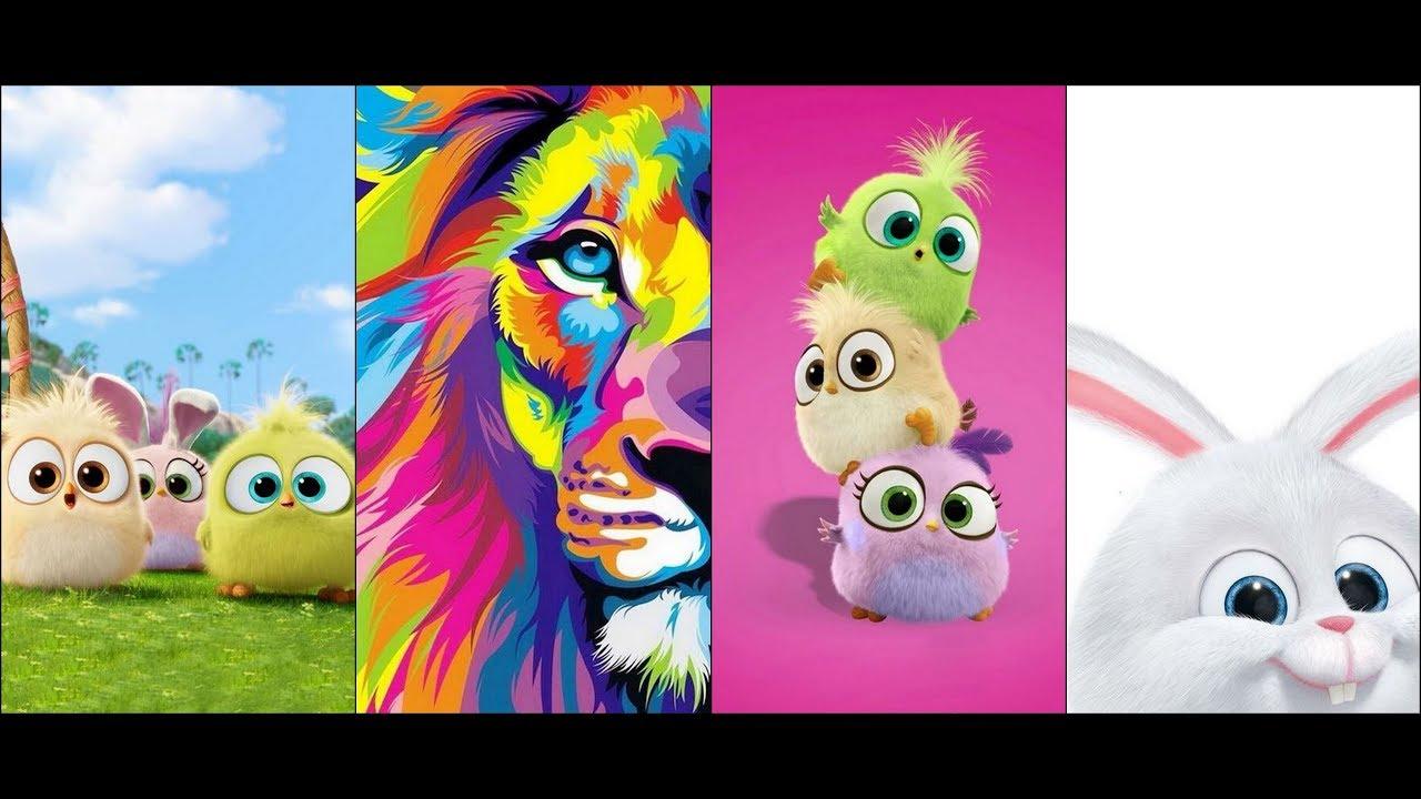 Apple Wallpaper Hd 1080p Download خلفيات ابل ايفون - Colorful Lion Art , HD Wallpaper & Backgrounds