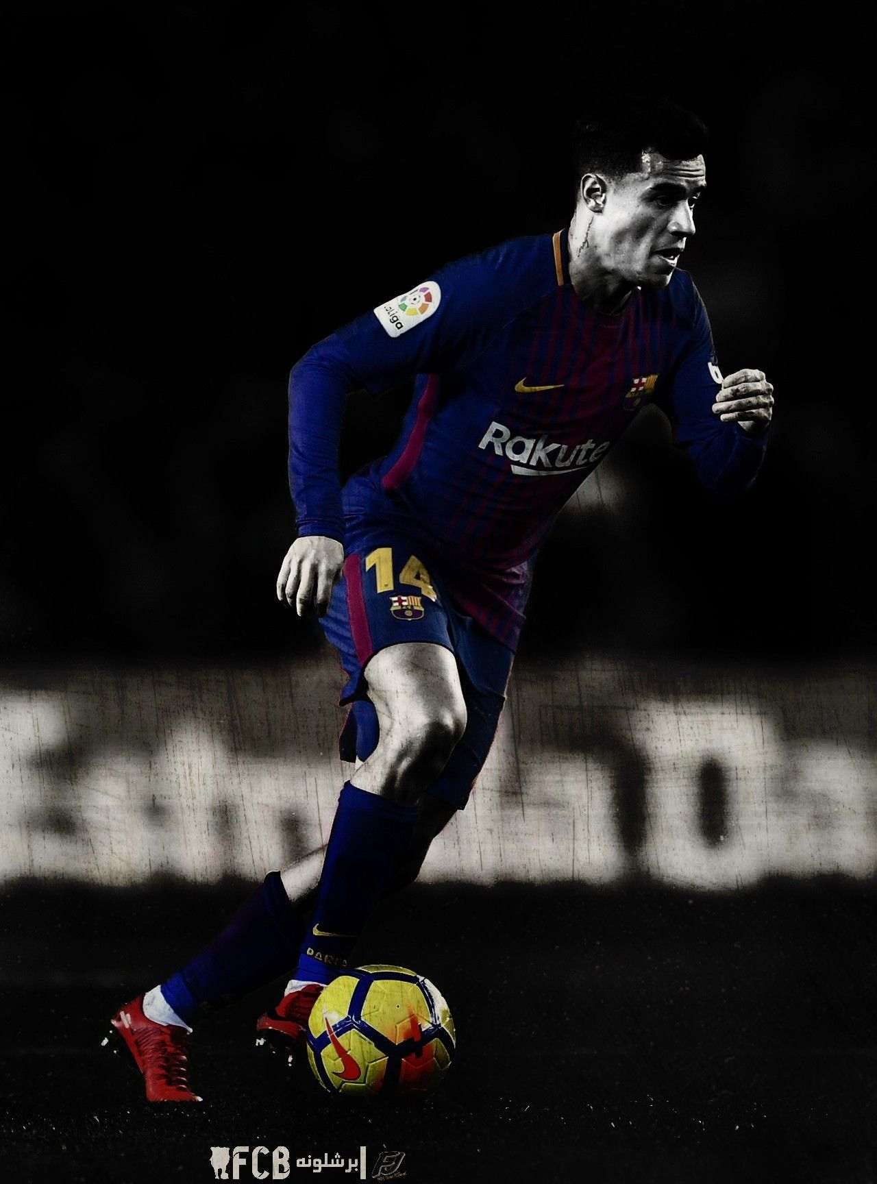 Wallpaper Coutinho Football Is Life Football Soccer Soccer