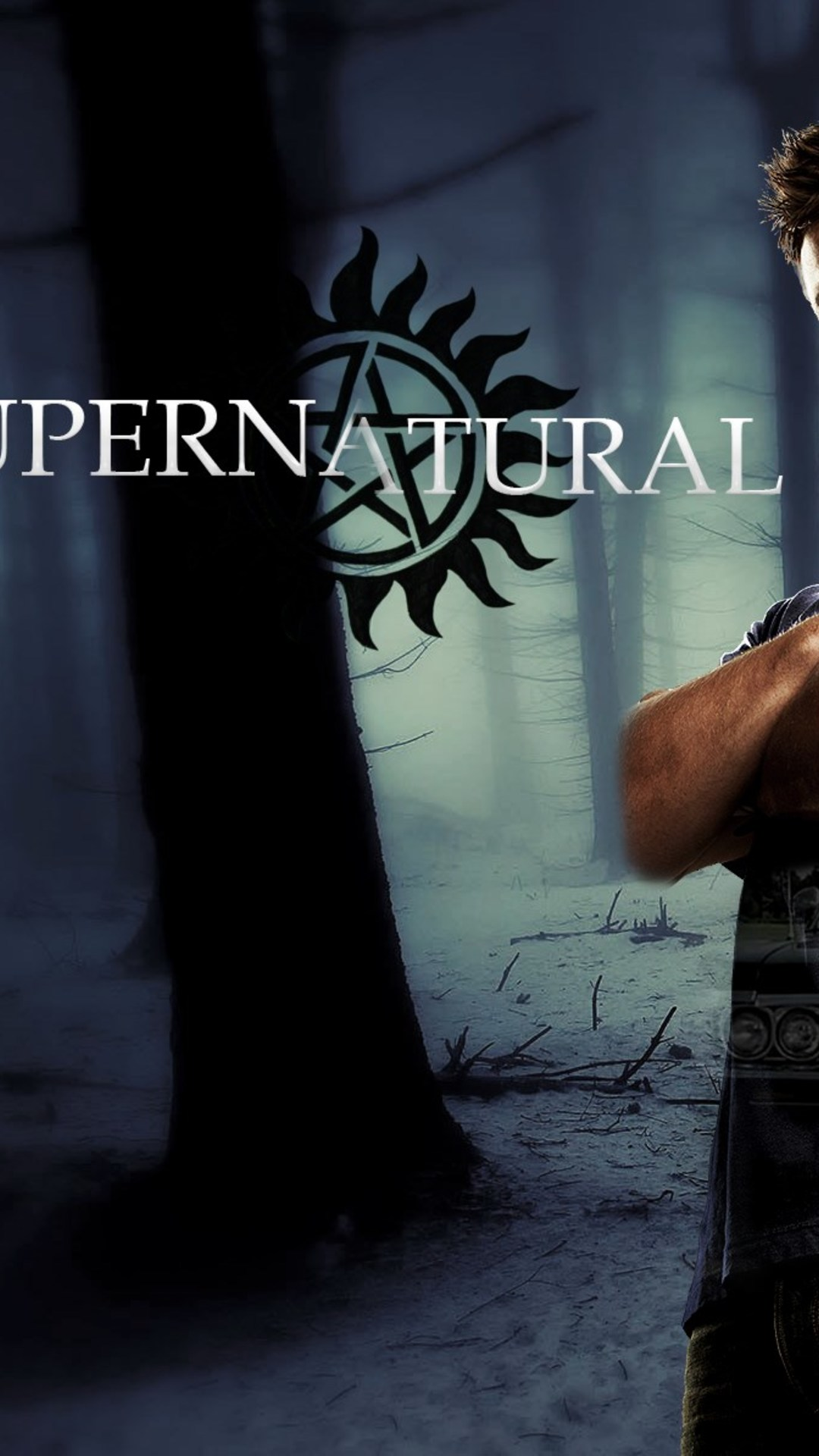 Supernatural Tv Iphone 7 6s 6 Plus Pixel Xl One - Supernatural Anti Possession Tattoo , HD Wallpaper & Backgrounds