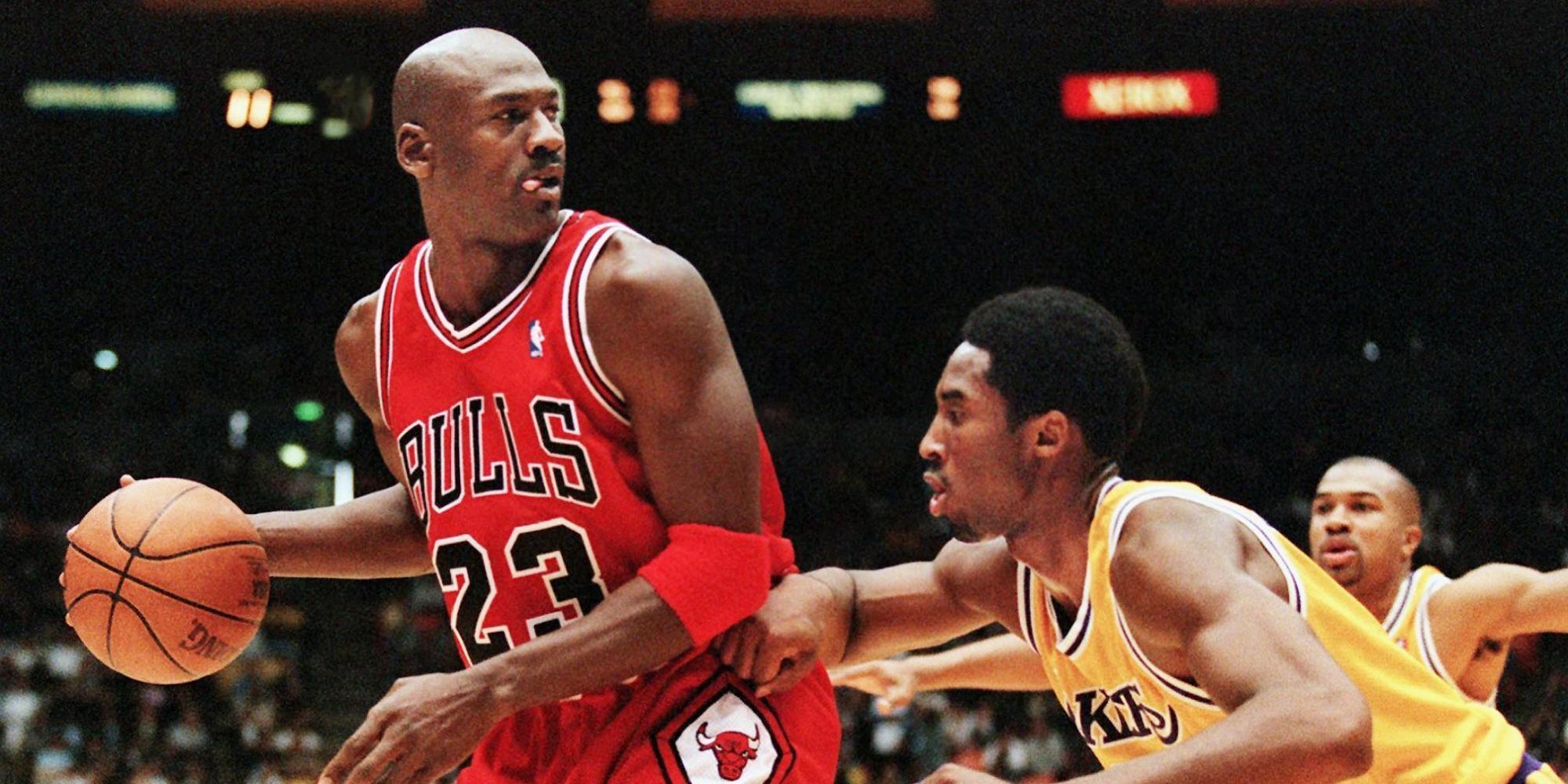 Michael Jordan Wallpapers Hd Michael Jordan Vs Kobe Bryant