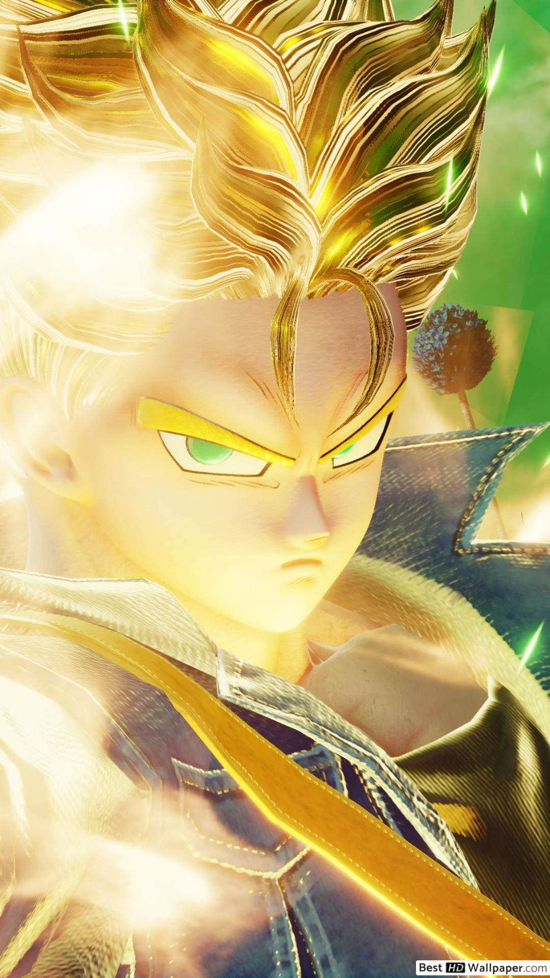 Apple Iphone 7 Plus Jump Force Trunks 246347 Hd Wallpaper Backgrounds Download