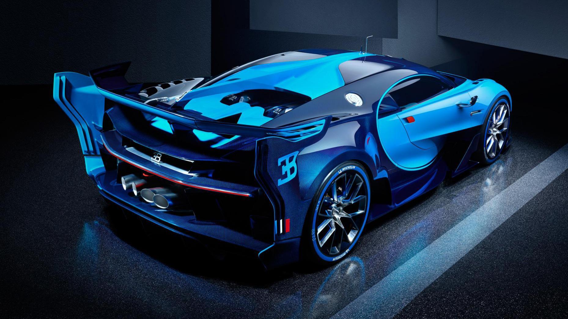 New Bugatti Chiron Wallpaper Carros De Lujos De 2017