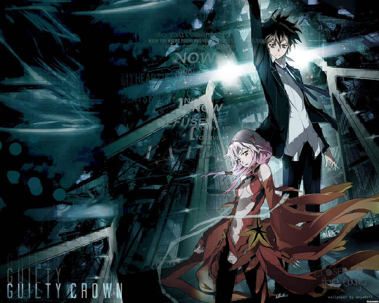 Get Guilty Crown Wallpaper  Gif