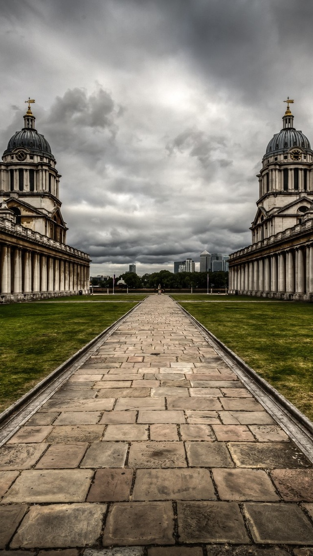 Iphone 5 Wallpapers London Royal Naval College 249140