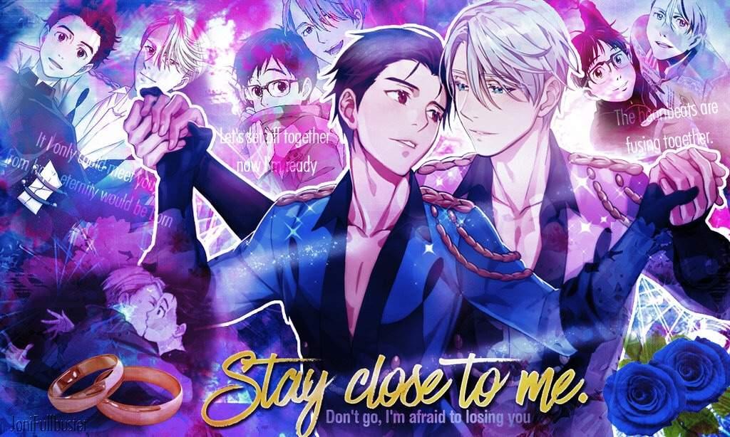 Anime Wallpaper Yuri On Ice , HD Wallpaper & Backgrounds