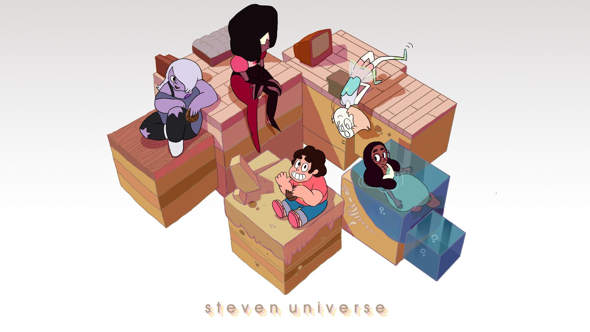 High Resolution Background Steven Universe , HD Wallpaper & Backgrounds