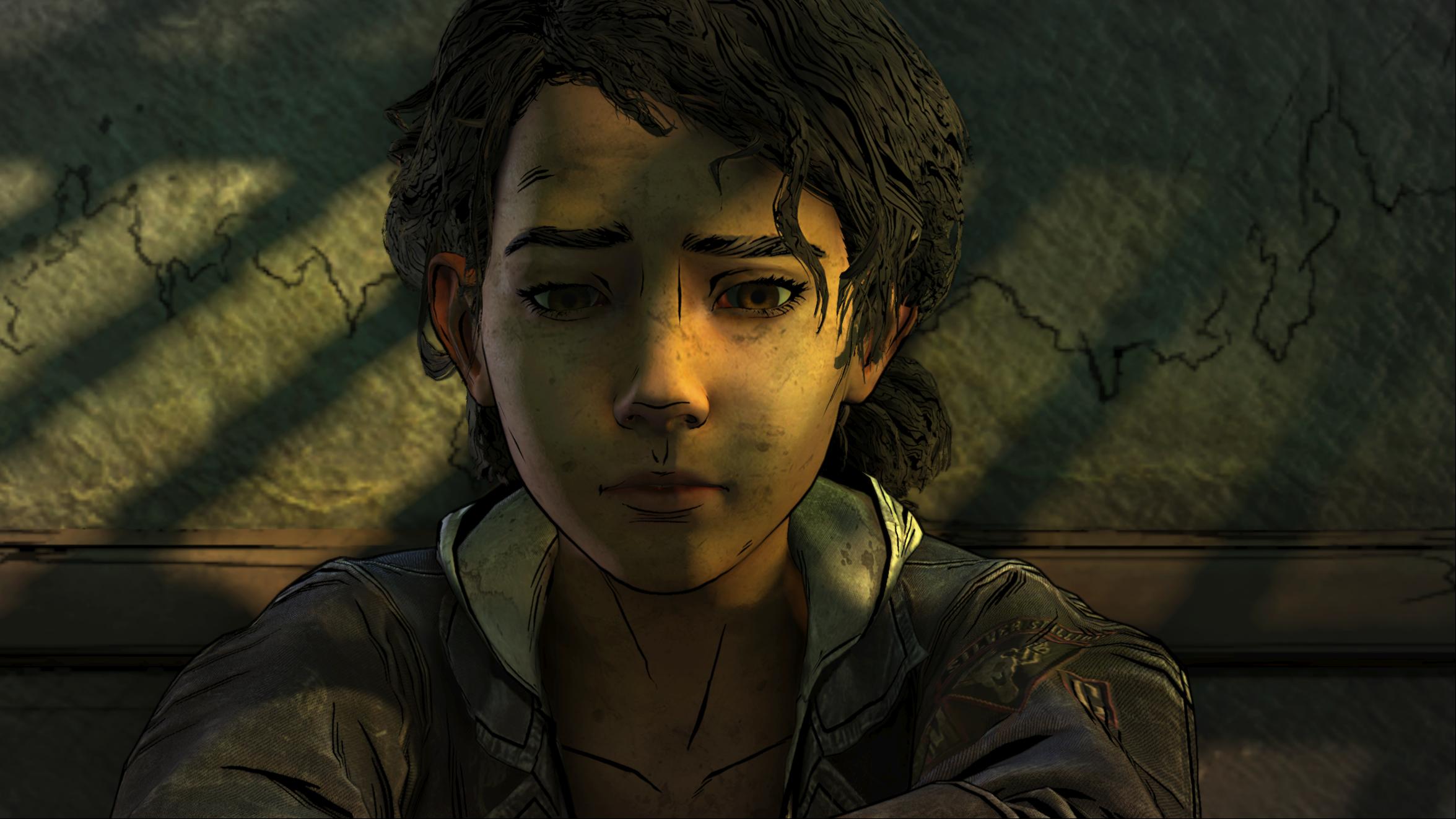 Clementine Wallpaper For Desktop Walking Dead Telltale 2407147